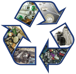 universal waste recycling